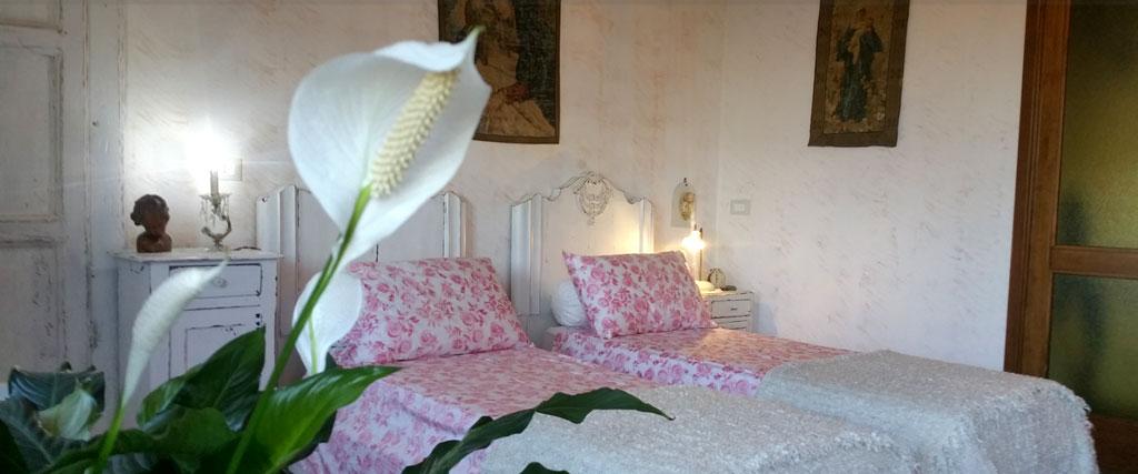 Dormire sistemazione B&B casa vacanze Casa Zib Passerano Marmorito Asti