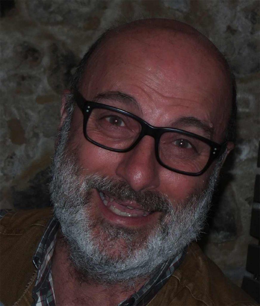 Foto di Vipal Antonio Gianfranco Gualdi testimonial corso Imparare Giocando
