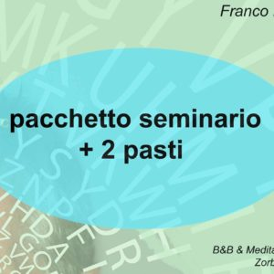 Franco Marmello risveglio della memoria creativa coupon seminario più 2 pasti