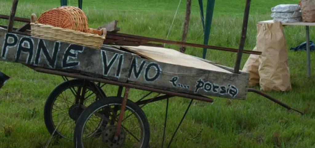 Pane vino e poesia B&B CEntro di Meditazione Zorba IL Buddha Passerano Marmorito Asti