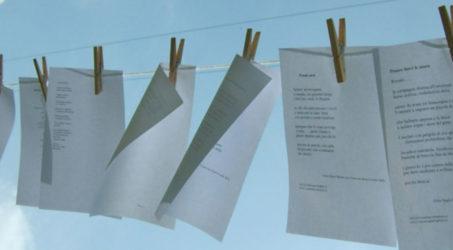 Parole al vento: giornate dedicate alla poesia