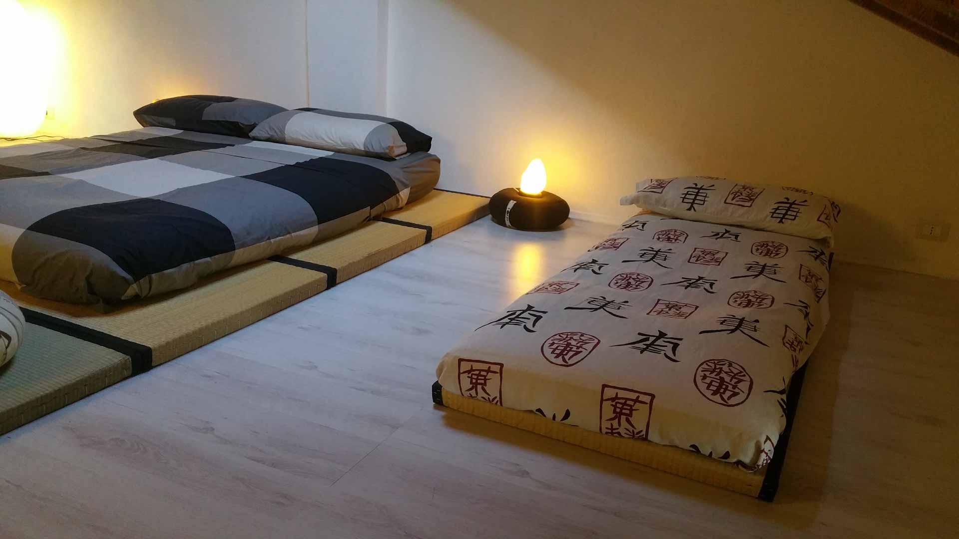 Letto zen stunning zen il letto with letto zen elegant for Camera da letto zen