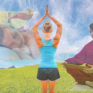 Esperienza Relax Benessere: Meditazione Massaggio Pratica Yoga