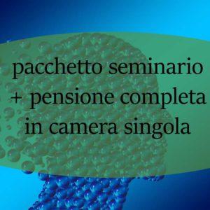 Franco Marmello coupon seminario + pensione completa in camera singola dinamica mentale training autogeno b&b & meditation center Zorba Il Buddha Passerano Marmorito Asti