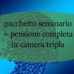 Franco Marmello coupon seminario + pensione completa in camera tripla dinamica mentale training autogeno b&b & meditation center Zorba Il Buddha Passerano Marmorito Asti