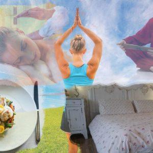 Acquisto weekend relax pensione completa il B&B & Meditation Center Zorba il Buddha Passerano Marmorito Asti