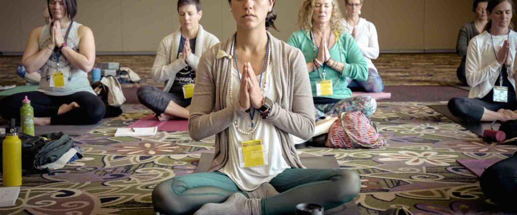 Meditazione attiva gruppo di meditazione gratuito B&B & Meditation Center Zorba il Buddha Passerano Marmorito Asti