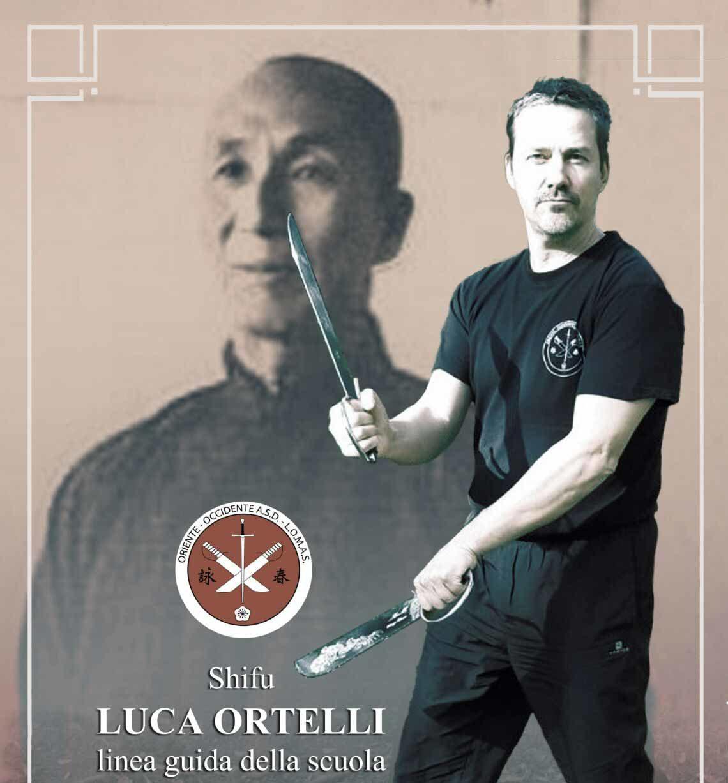 kung Fu marziale curativo Sifu Luca Ortelli B&B centro di meditazione Zorba Il Buddha Passerano Marmorito Asti