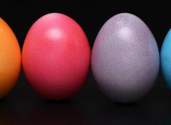 Pasqua Oltre Oltre All'Uovo C'e Di Più