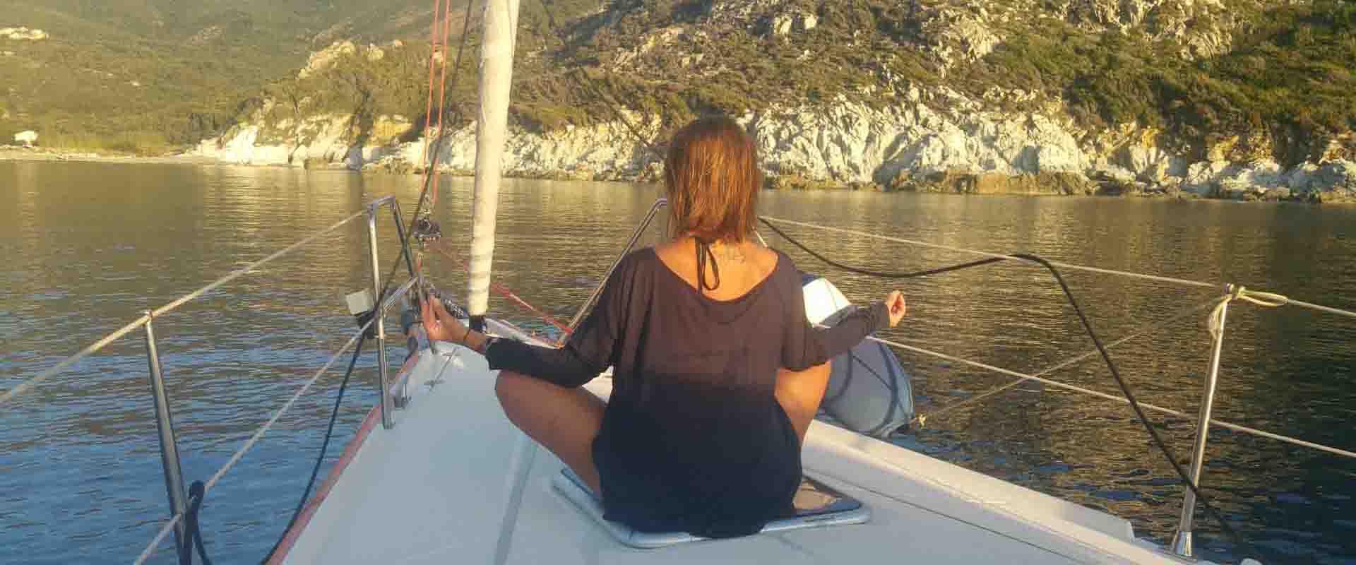 Meditazioni in barca a vela Vipal Antonio Gianfranco Gualdi esperienze di vela