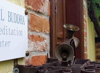 La struttura B&B & Meditation Center Zorba Il Buddha Passerano Marmorito (AT)