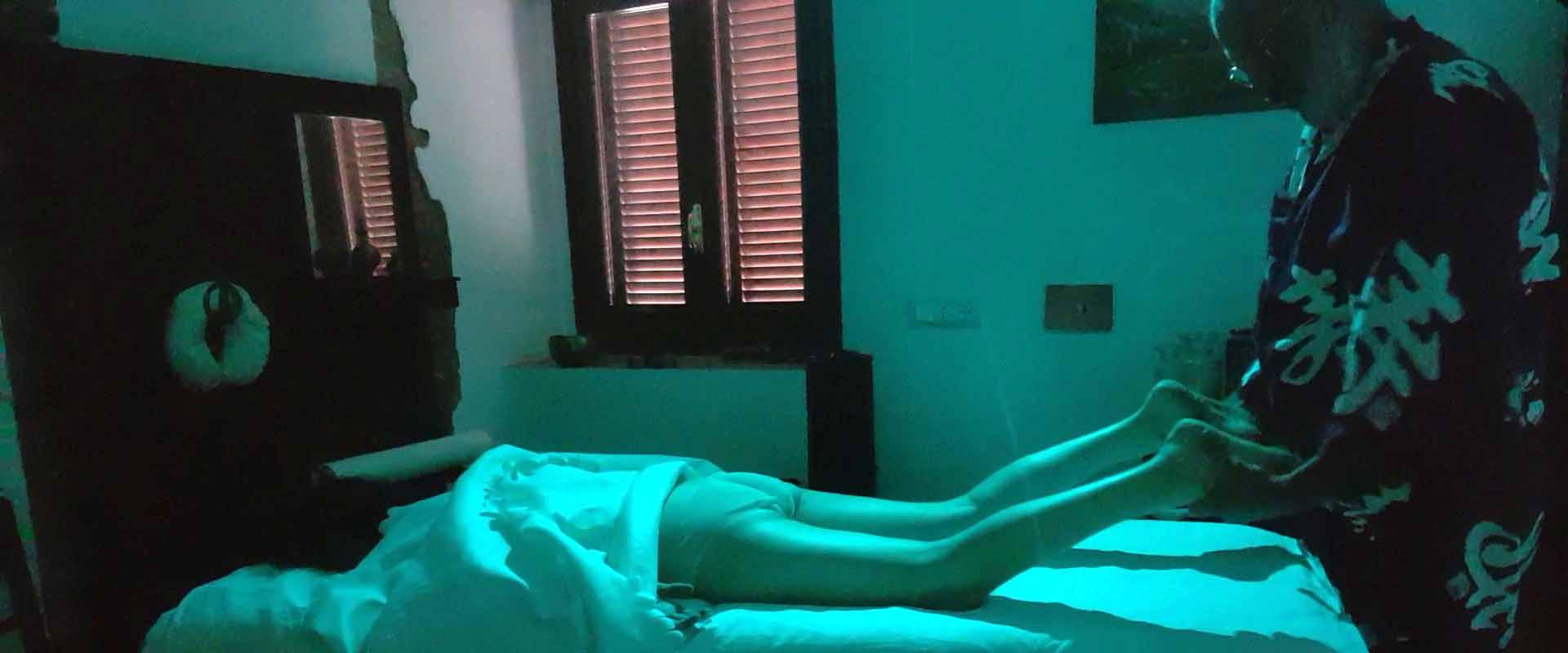 Massaggio meditativo depurazione sottile disintossicante Vipal Antonio Gianfranco Gualdi Centro di meditazione Zorba Il Buddha