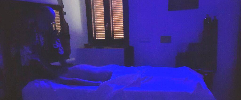 Massaggio mani di cuore pranoterapeutico reiki Vipal Antonio Gianfranco Gualdi Centro di meditazione Zorba Il Buddha