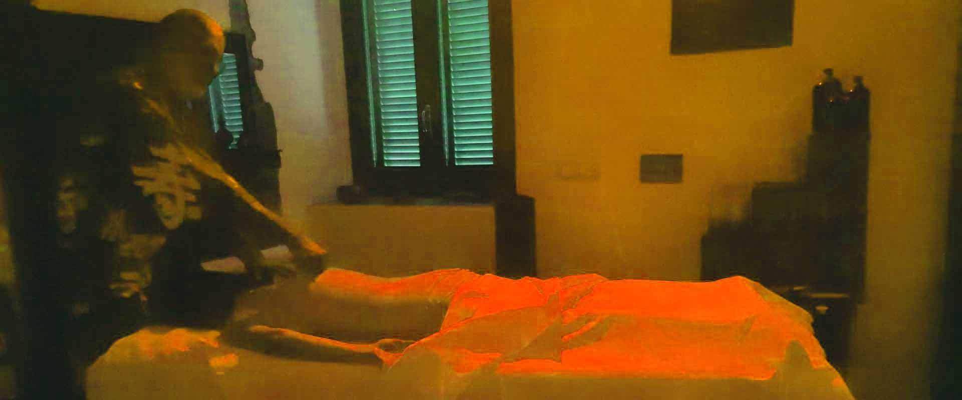 Massaggio risveglio energetico energizzante  Vipal Antonio Gianfranco Gualdi Centro di meditazione Zorba Il Buddha