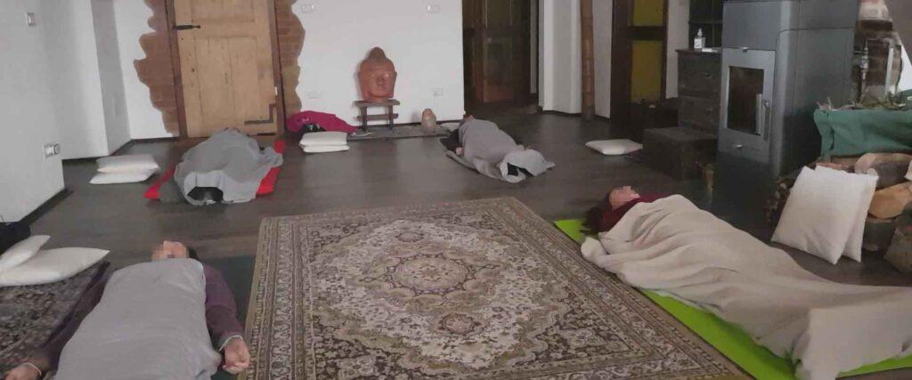 Meditazione salto nella coscienza collettiva Vipal Antonio Gianfranco Gualdi centro meditazione Zorba Il Buddha
