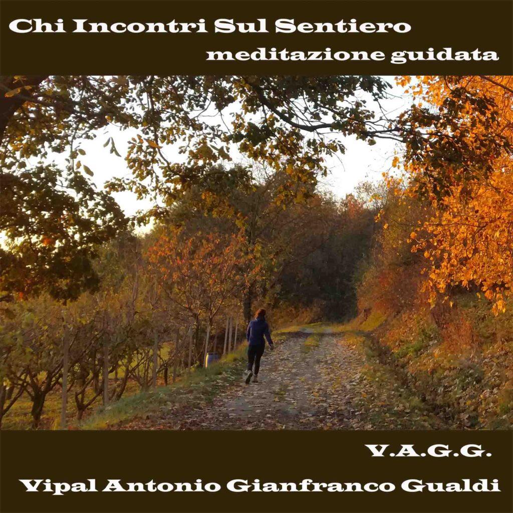Chi incontri sul sentiero meditazione guidata Vipal Antonio Gianfranco Gualdi