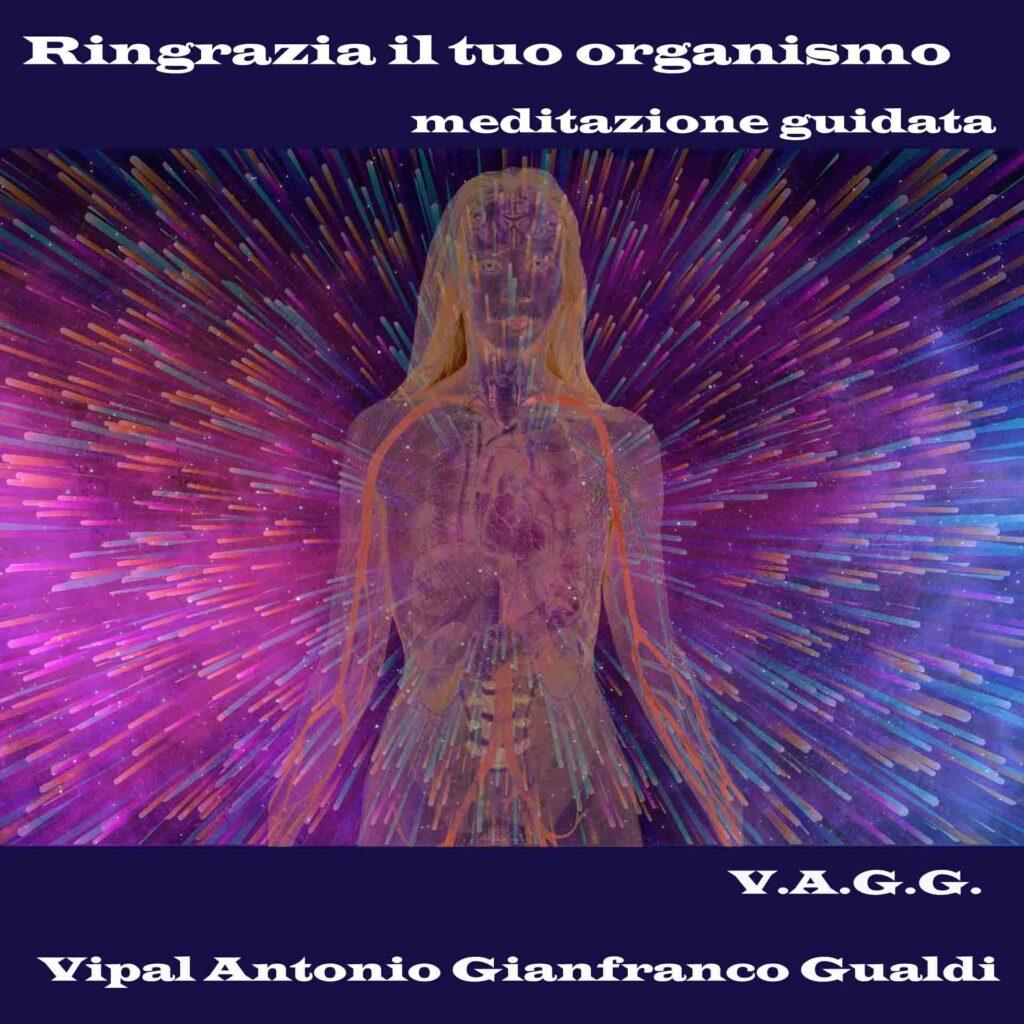 Ringrazia il tuo organismo meditazione guidata Vipal Antonio Gianfranco Gualdi