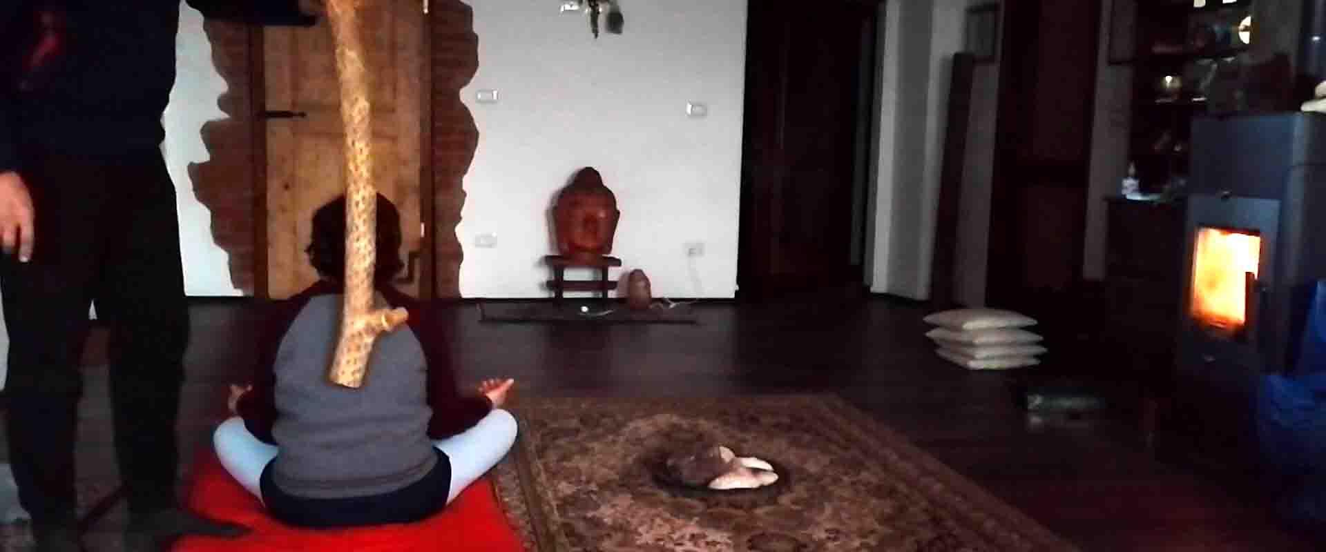 6-7 Febbraio Ritiro Di Meditazione Esperienza Relax Antistress Massaggio