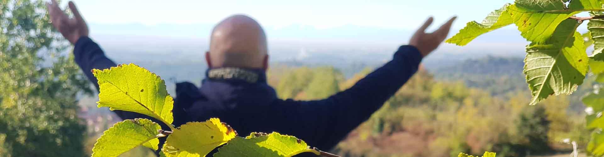 Meditazione dare ricevere bagno di foresta Vipal Antonio Gianfranco Gualdi Centro di Meditazione Zorba Il Buddha