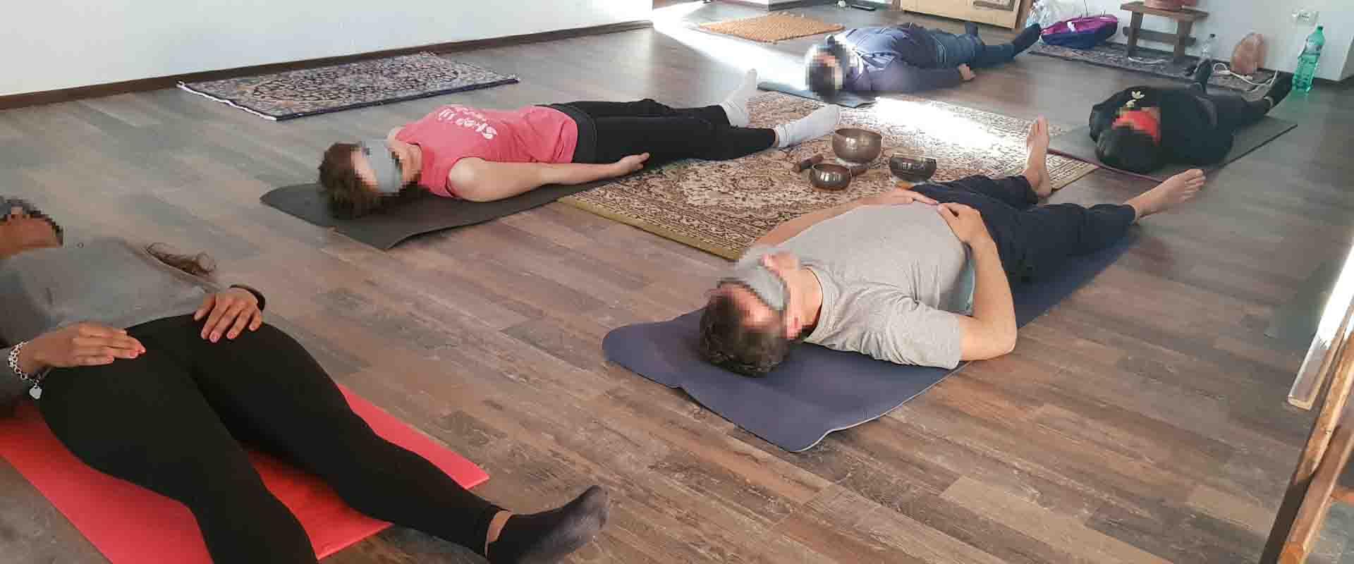 13-14 Novembre Esperienza Mindfulness Ritiro di Meditazione: La Consapevolezza Del Presente