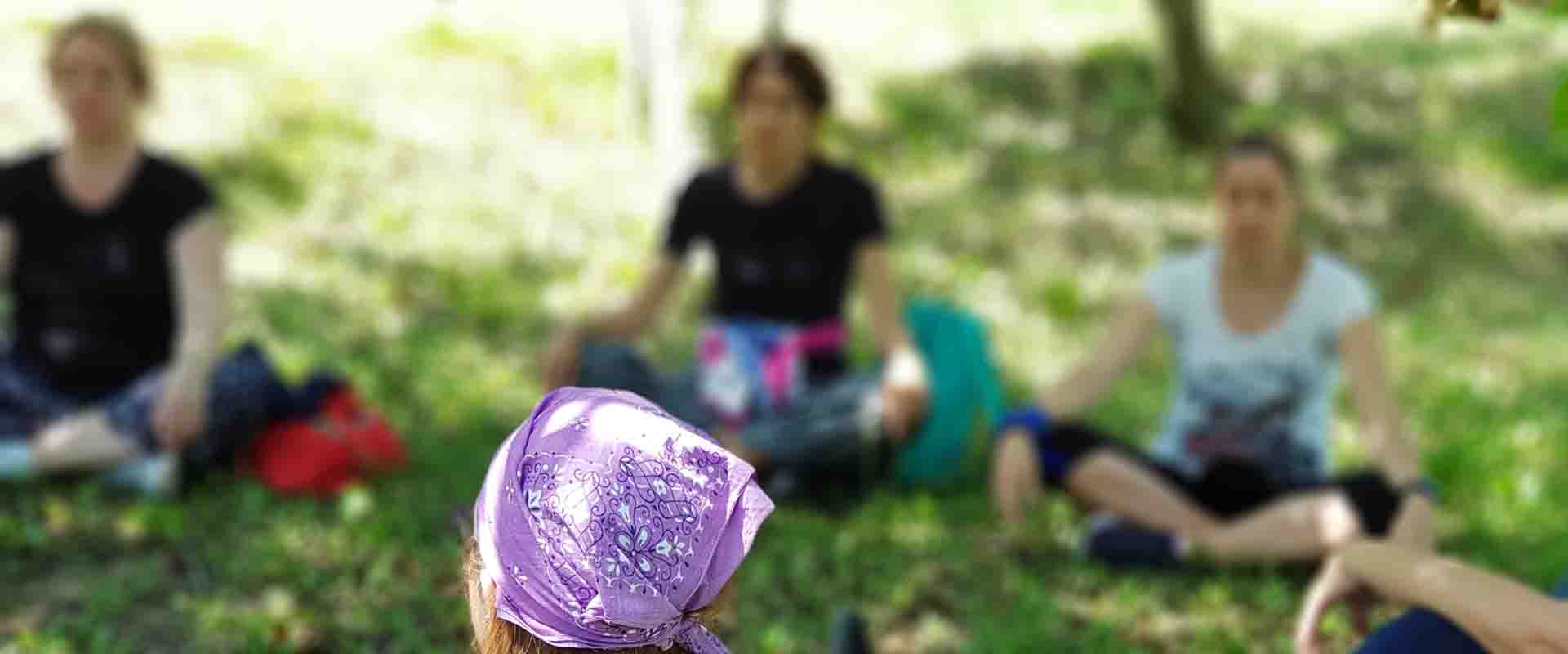 2-3 Ottobre Percorso Shinrin-Yoku: Il Bagno Di Foresta Ritiro Di Meditazione Nel Bosco